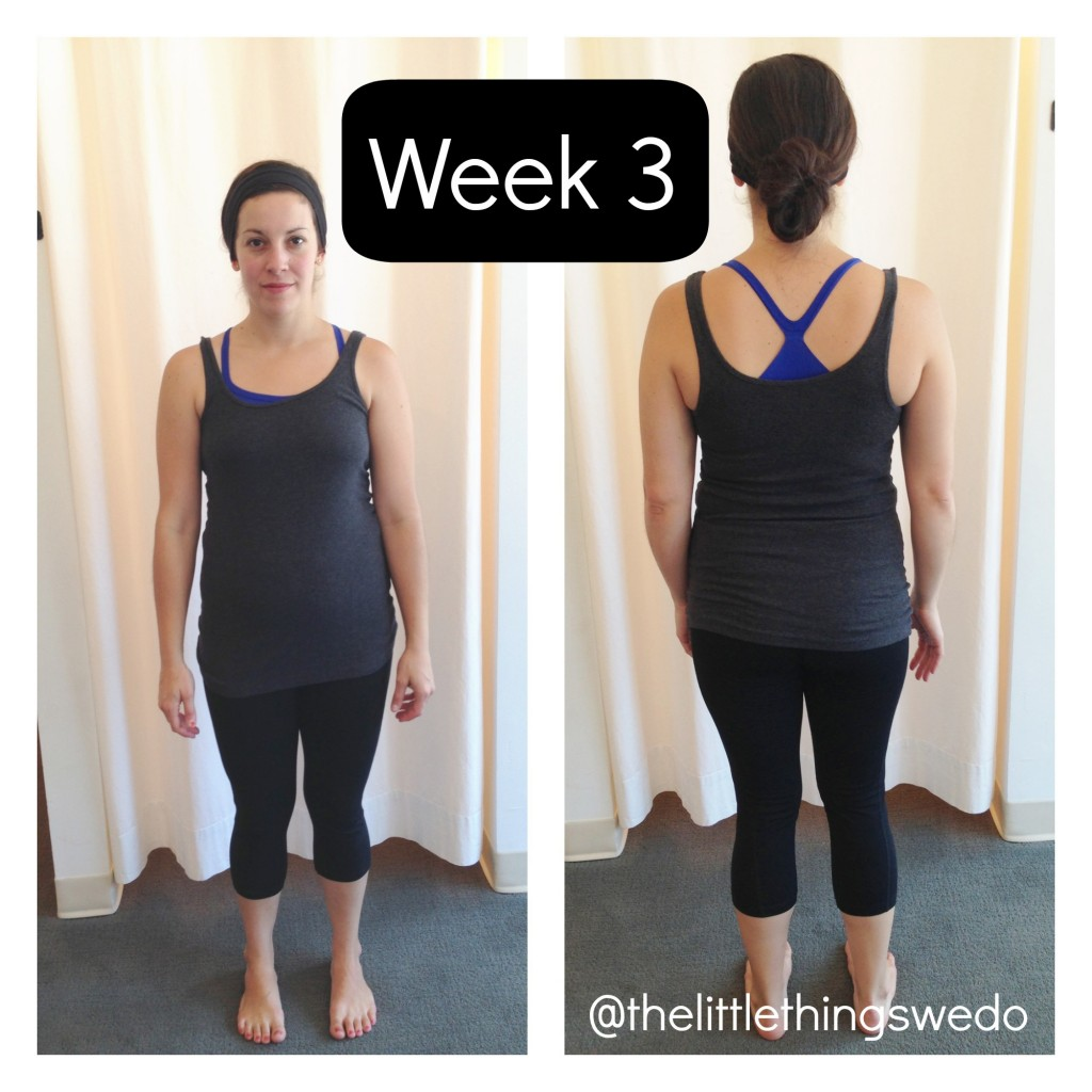 barre3 fitness: week 3