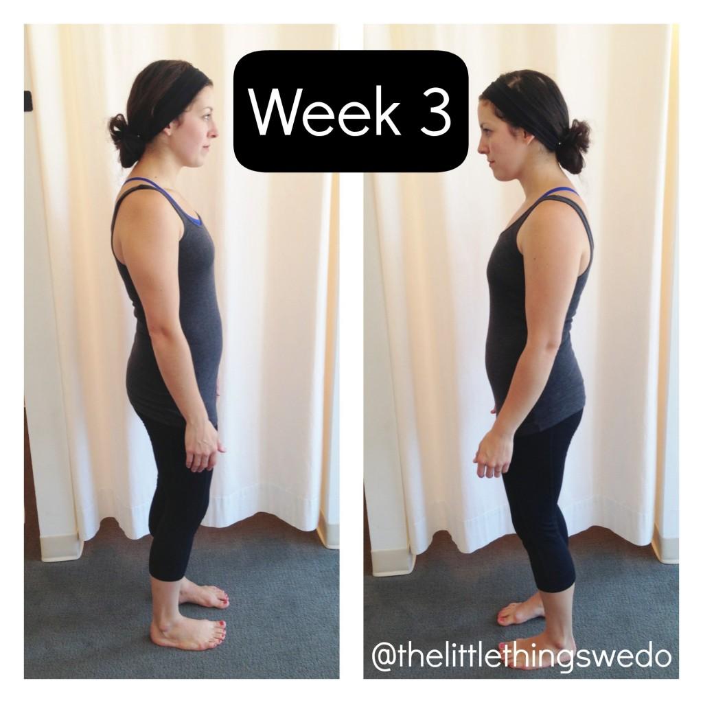 barre3 fitness: week 3