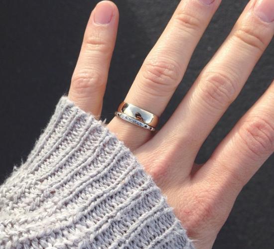 On Choosing My Husband Daily