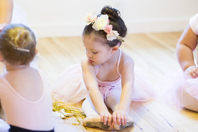 Fern Winter's Ballerina Birthday Party // @ The Little Things We Do