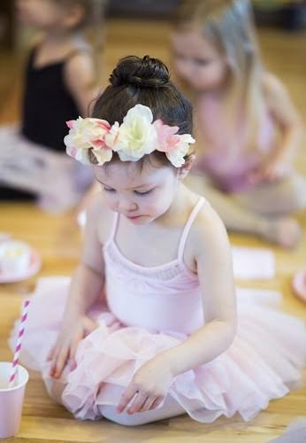 Birthday Ballerinas: Part 2