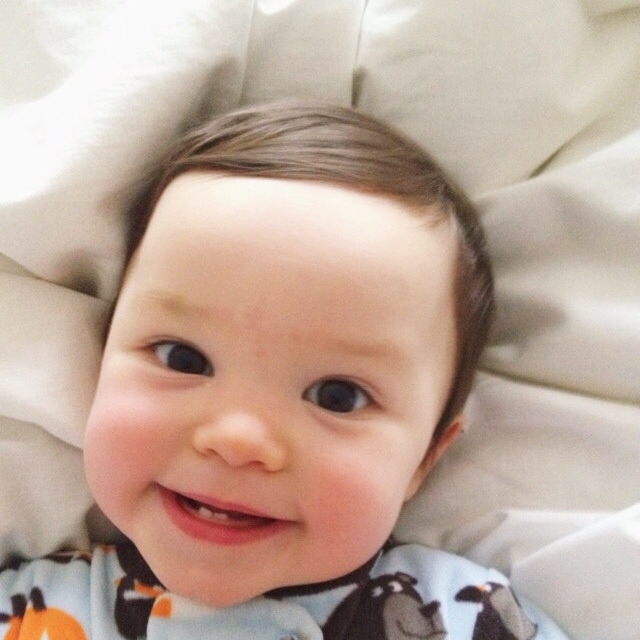 #BabyProblems: Teething // @ The Little Things We Do