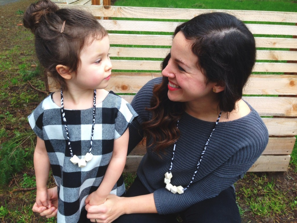 What Fern Wore: Mother/Daughter Date // @ The Little Things We Do