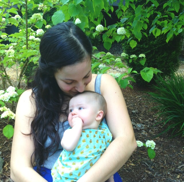 15 Things I Wish I'd Known As a First-Time Mom // @ The Little Things We Do