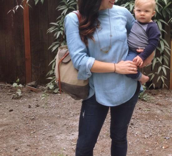 Average Mom Style: Elevated Basics
