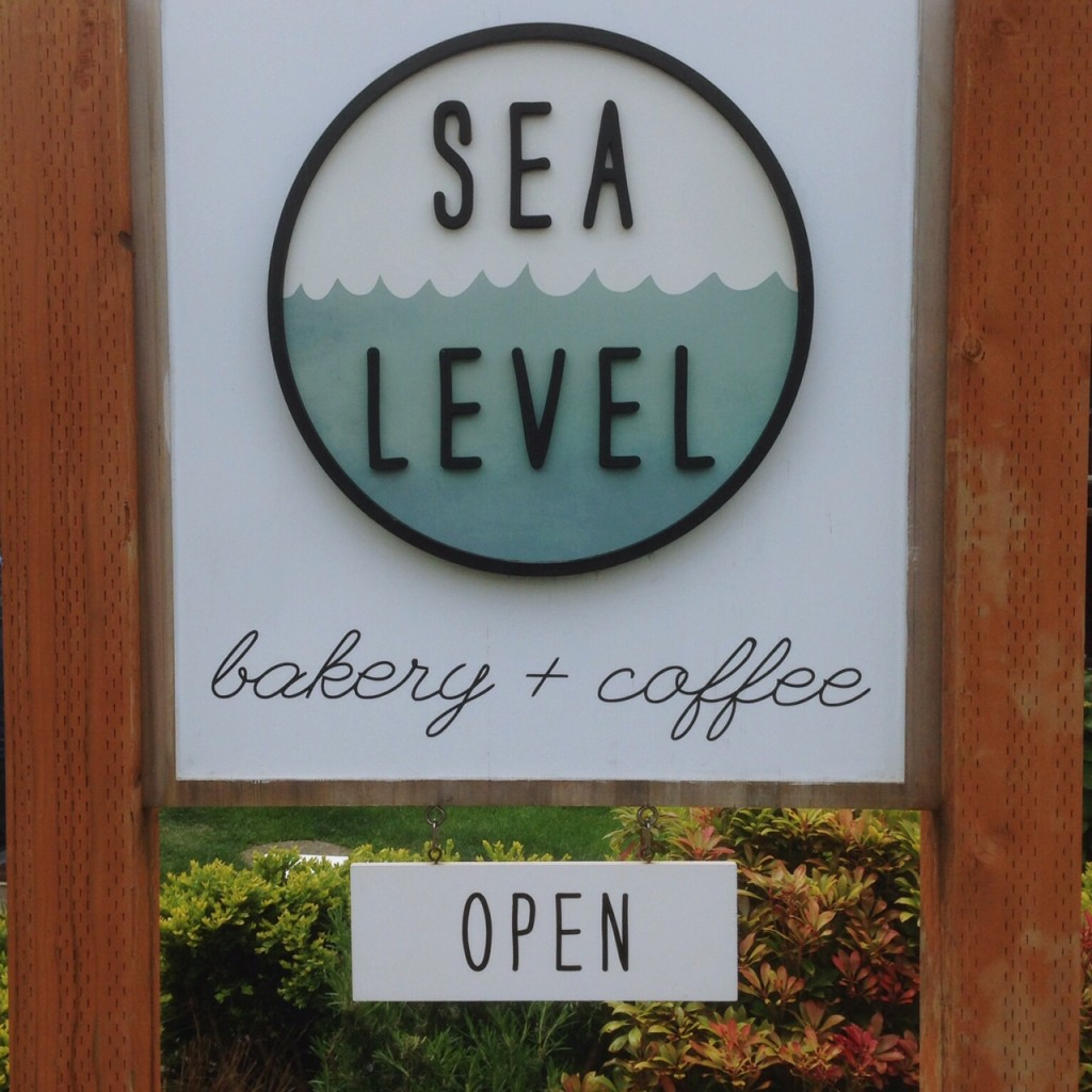 Portland Places: Sea Level Bakery + Coffee // @ The Little Things We Do