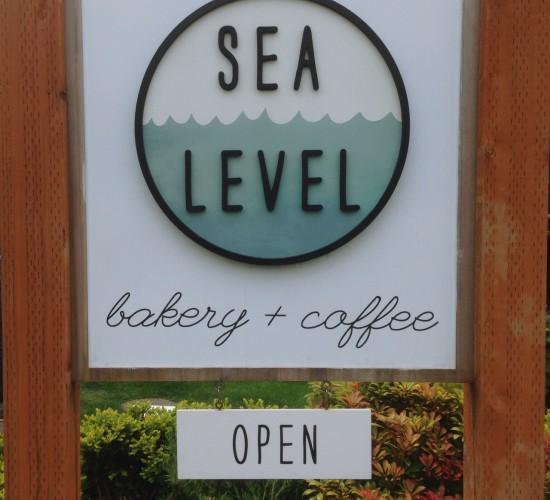 Portland Places: Sea Level Bakery + Coffee