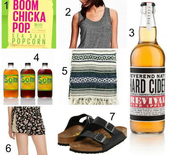 A Few of Our Summer Favorites