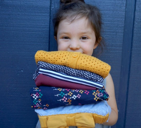 Back-To-School Closet Clean Out With Hanna Andersson