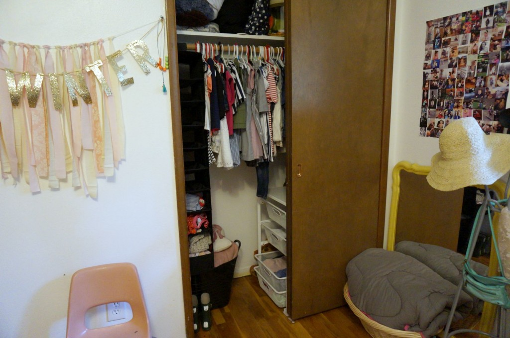 Back To School Closet Clean Out With Hanna Andersson // via The Little Things We Do