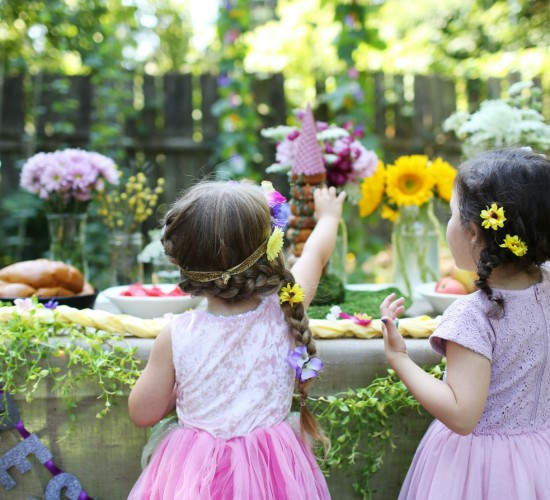 Princess Party Planning On a Budget!