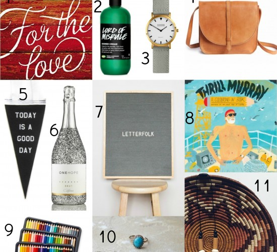"""Gift Guide for Her (and By """"Her"""" I Really Mean """"Me"""")"""