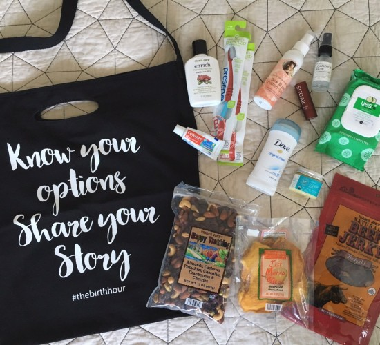 What's in My (Hospital) Bag