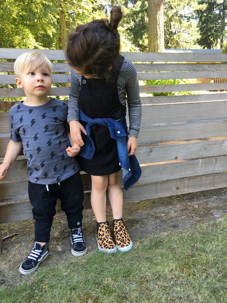On Fall Perfection and Tiny Human Dress-Up Dolls