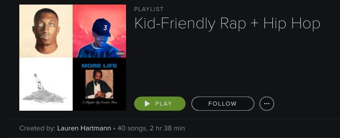 Kid Friendly Rap Hip Hop Yes You Read That Correctly