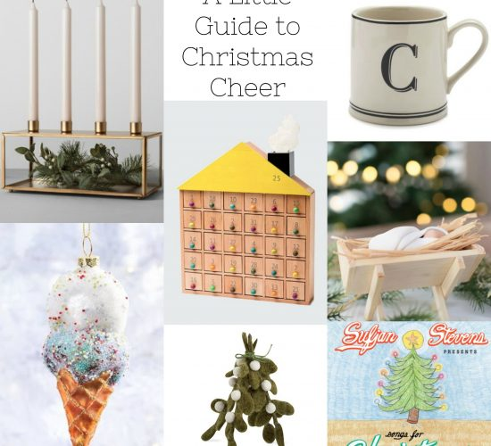 A Little Guide to Christmas Cheer